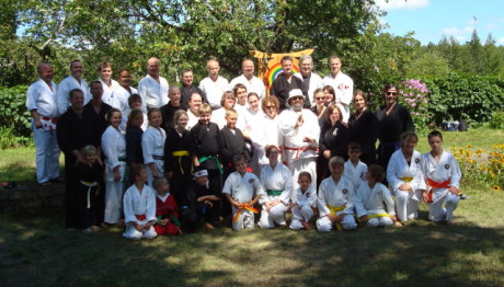 Whitefish Falls Karate Camp    Aug 2010 (1)