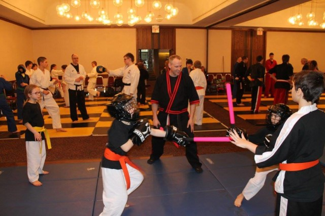 Martial Art Warrior Weekend 1